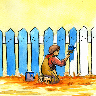 Fencing Off