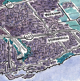Nuclear Map