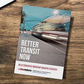 Alternative Ridership Growth